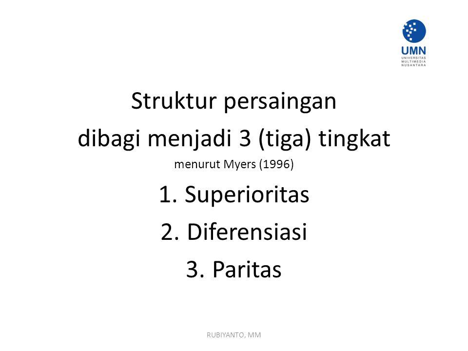 dibagi menjadi 3 (tiga) tingkat