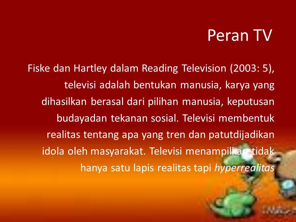 Peran TV