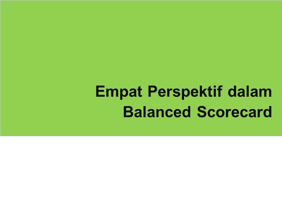 Empat Perspektif dalam Balanced Scorecard