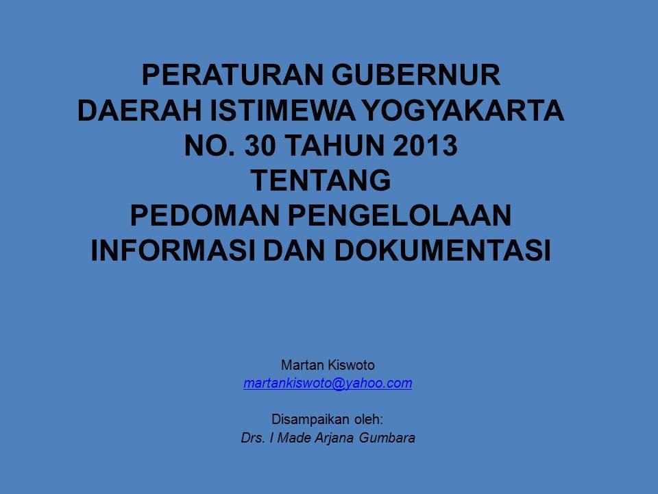 Drs. I Made Arjana Gumbara
