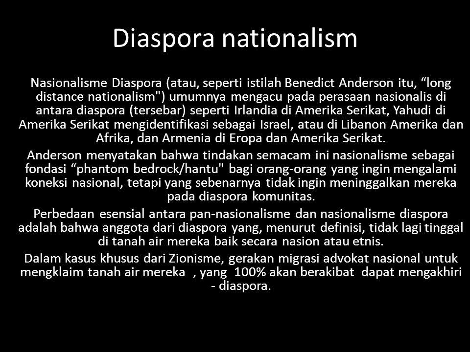Diaspora nationalism