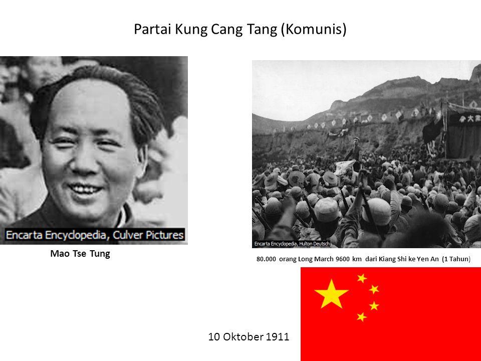 Partai Kung Cang Tang (Komunis)