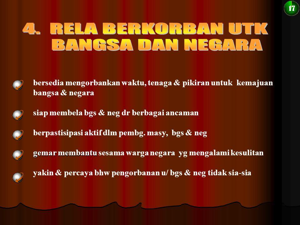 4. RELA BERKORBAN UTK BANGSA DAN NEGARA