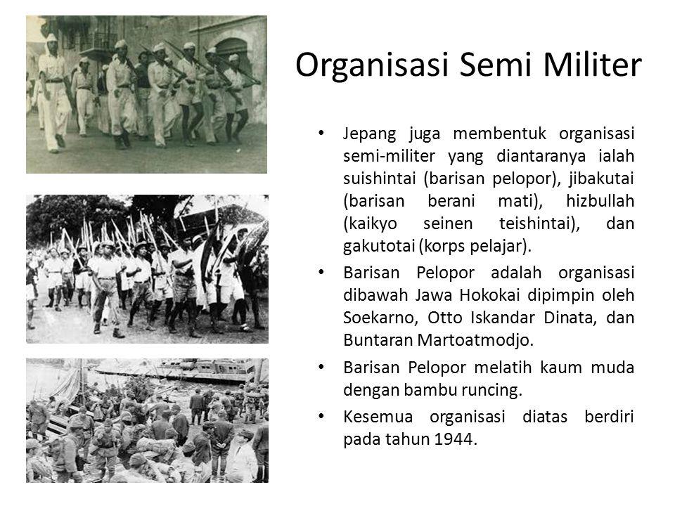 Organisasi Semi Militer