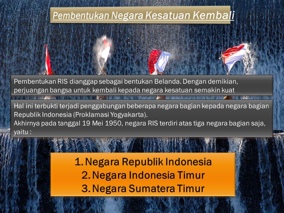 Negara Republik Indonesia Negara Indonesia Timur