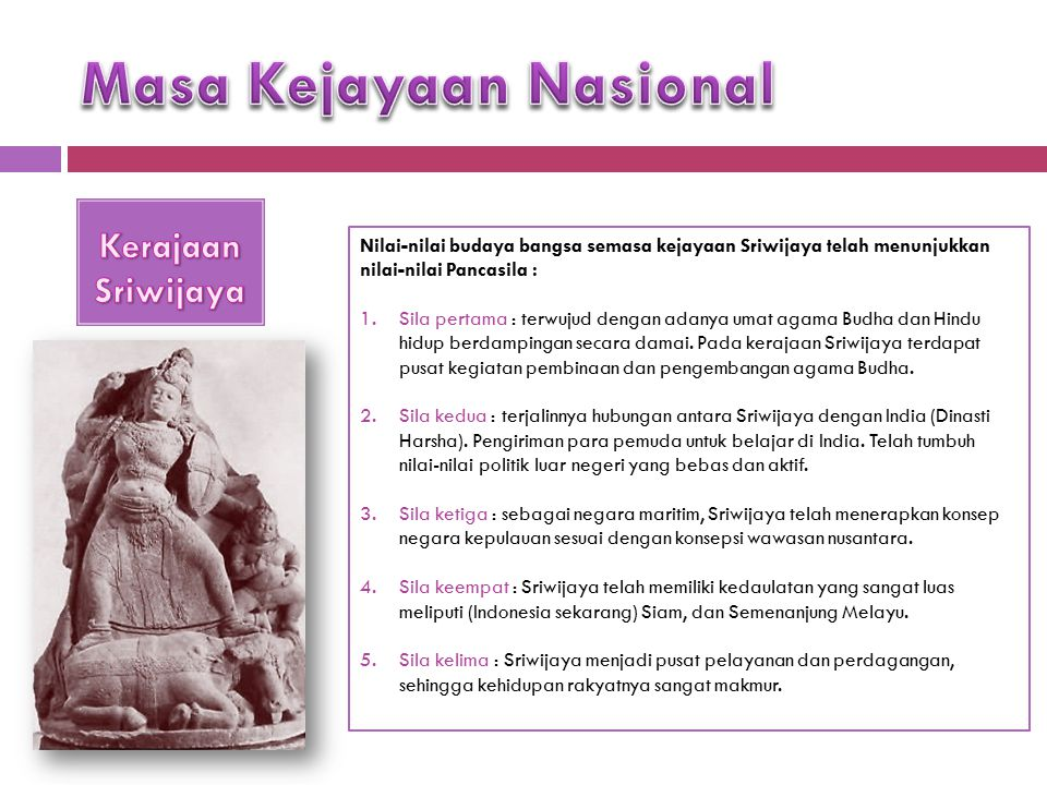 Masa Kejayaan Nasional