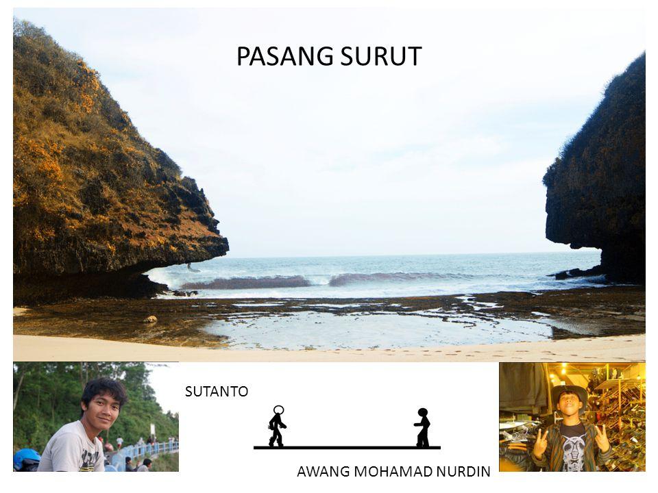 PASANG SURUT SUTANTO AWANG MOHAMAD NURDIN