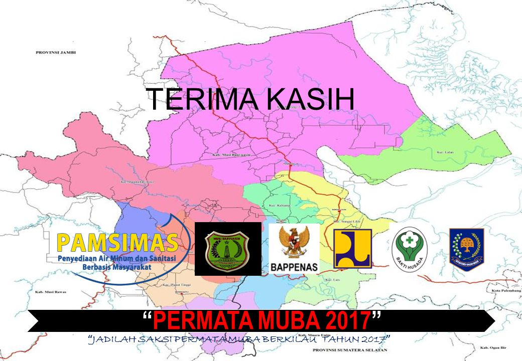 STRATEGI PEMBANGUNAN DAERAH KABUPATEN MUSI BANYUASIN 2012-2017