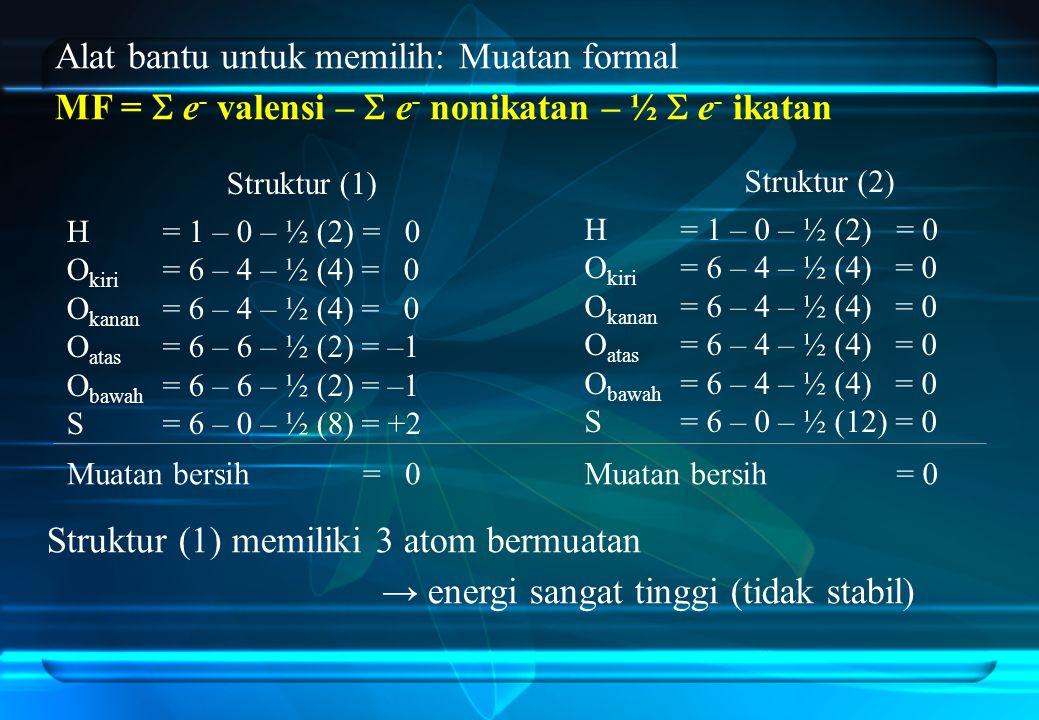 3.1. ELEKTRONEGATIVITAS Merupakan sifat berkala (periodik) yang penting.