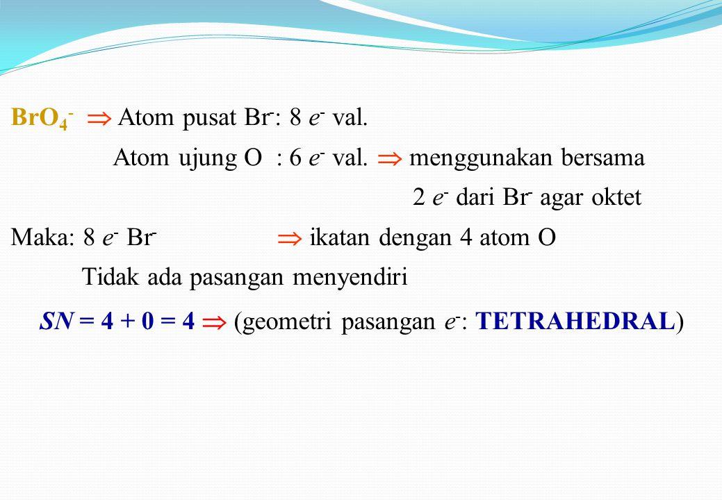 3.5 MUATAN FORMAL H2SO4 → dua struktur Lewis yang memenuhi :