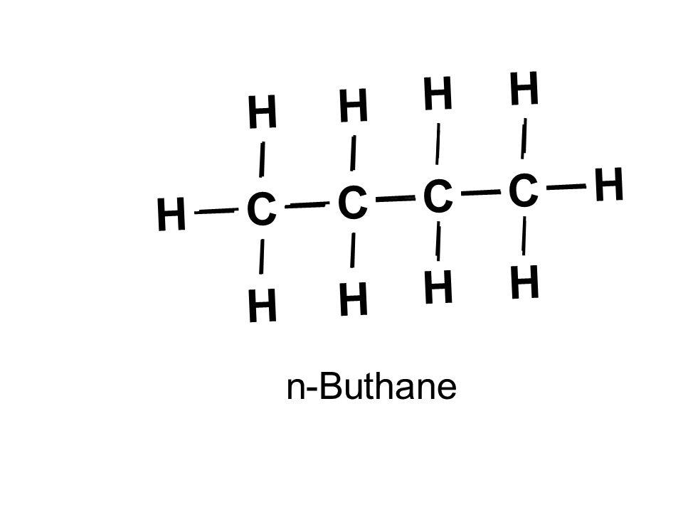 n-Buthane C H H
