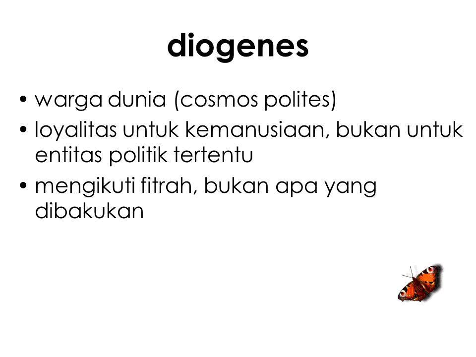 diogenes warga dunia (cosmos polites)
