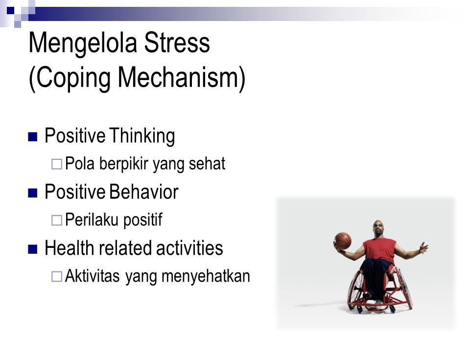 Mengelola Stress (Coping Mechanism)
