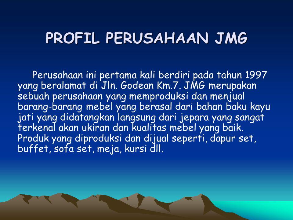 PROFIL PERUSAHAAN JMG