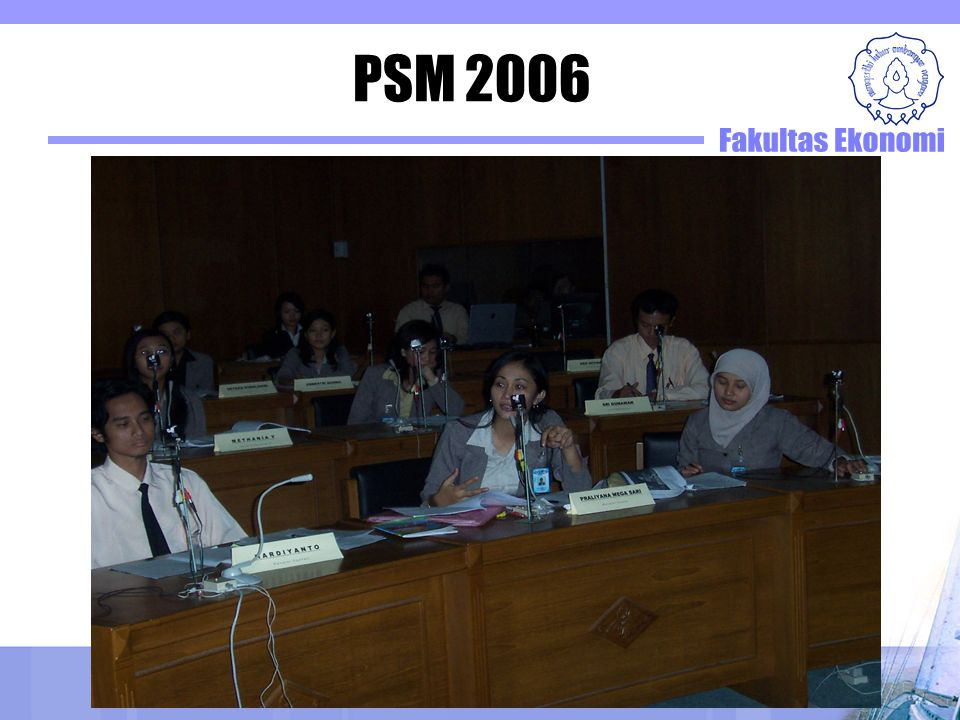 PSM 2006