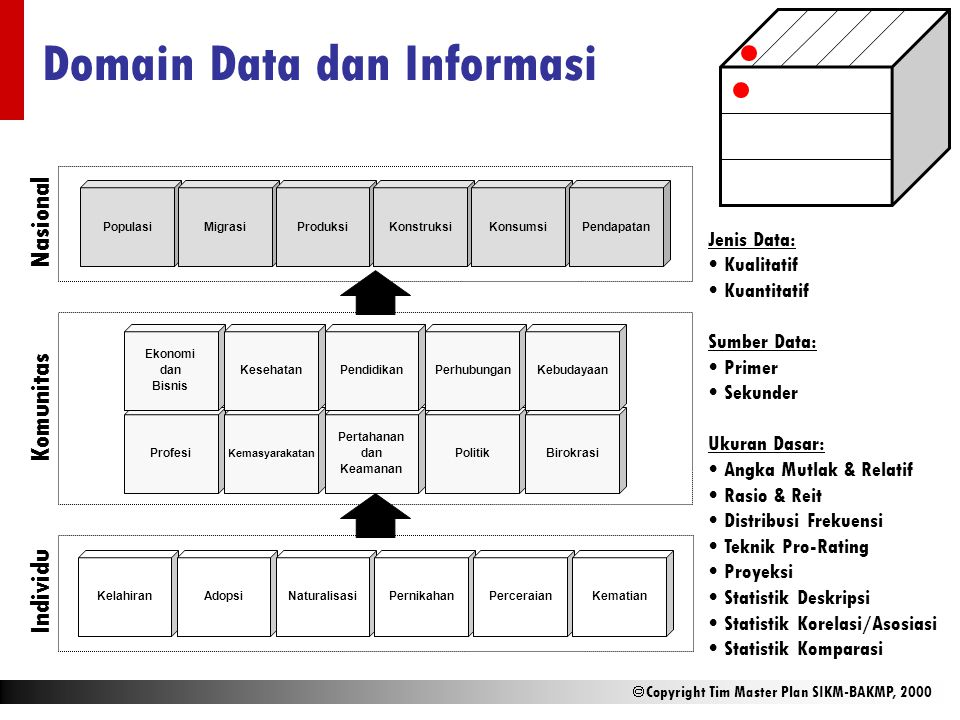 Domain Data dan Informasi