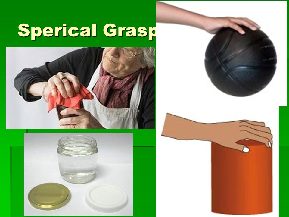 Sperical Grasp