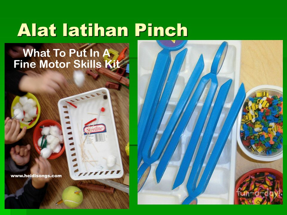 Alat latihan Pinch