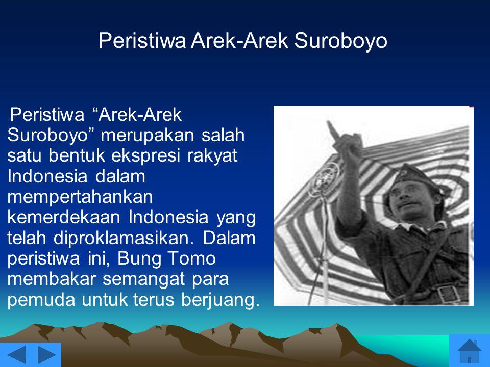 Peristiwa Arek-Arek Suroboyo