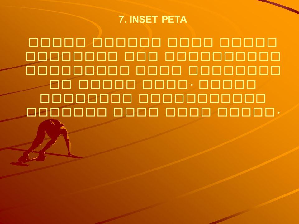 7. INSET PETA