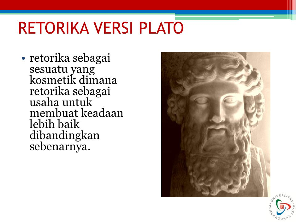 RETORIKA VERSI PLATO