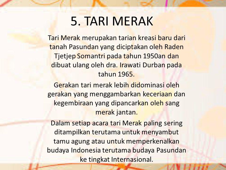 5. TARI MERAK