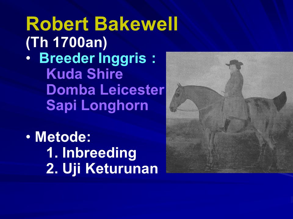 Robert Bakewell (Th 1700an)