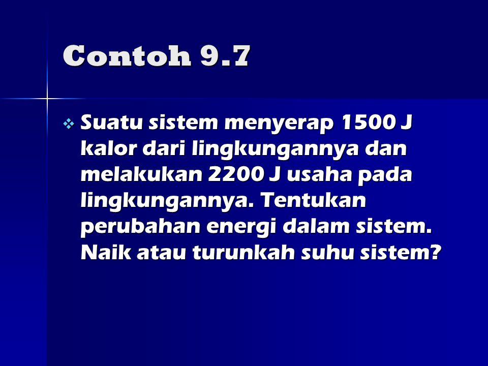 Contoh 9.7