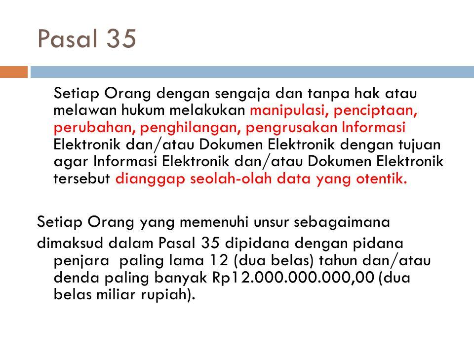 Pasal 35
