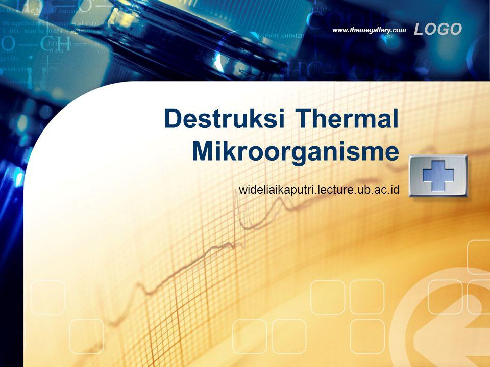 Destruksi Thermal Mikroorganisme