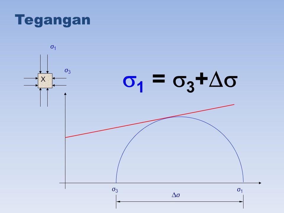 Tegangan 1 3 X 1 = 3+ 3 1 D