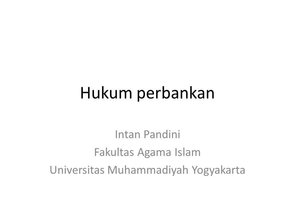 Intan Pandini Fakultas Agama Islam Universitas Muhammadiyah Yogyakarta