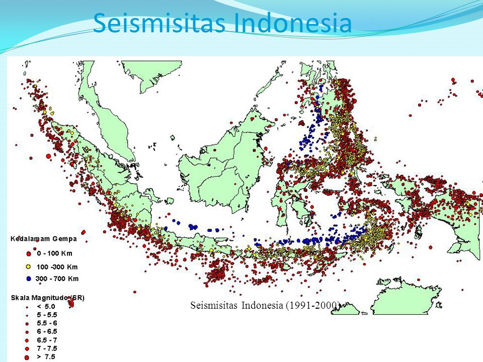 Seismisitas Indonesia