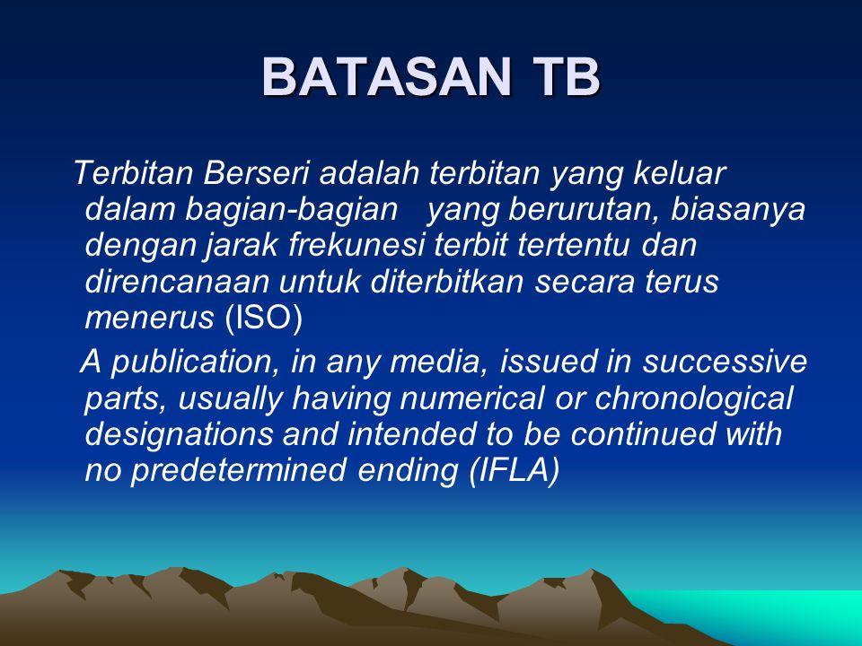 BATASAN TB