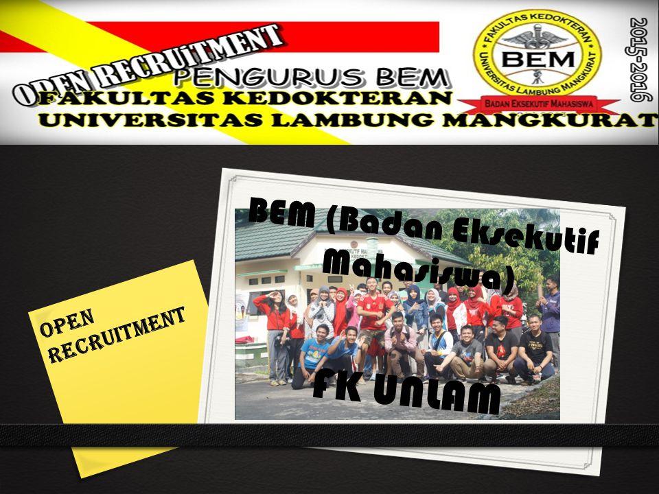 BEM (Badan Eksekutif Mahasiswa) FK UNLAM