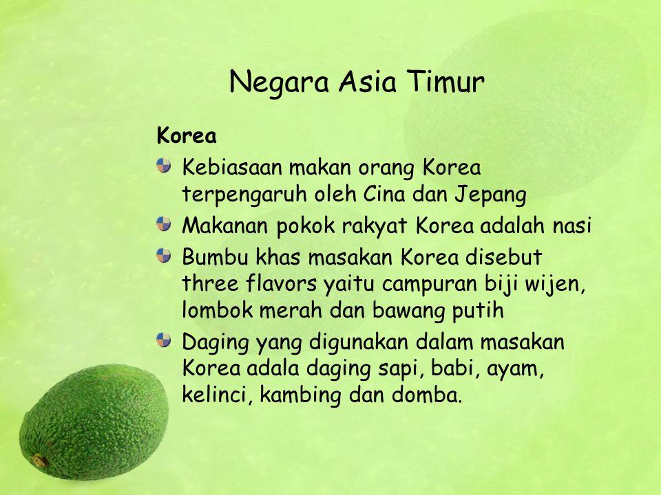 Negara Asia Timur Korea