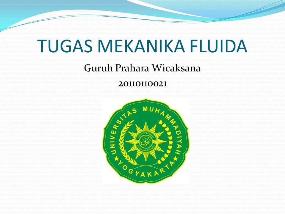 Guruh Prahara Wicaksana 20110110021