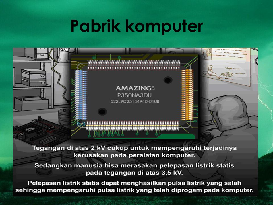 Pabrik komputer