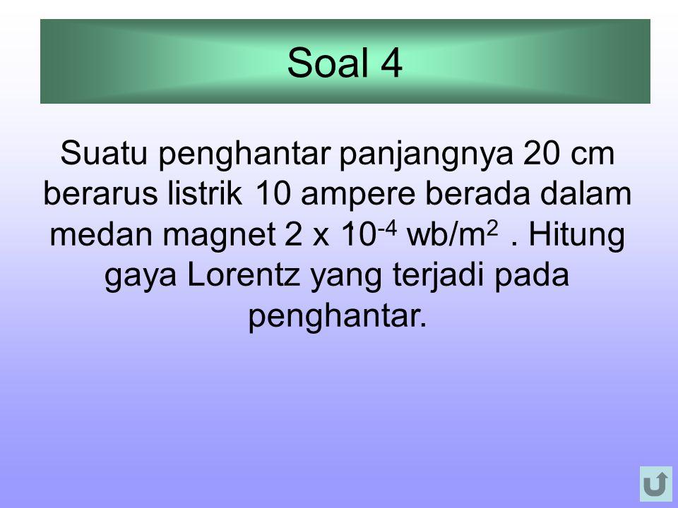 Soal 4 .