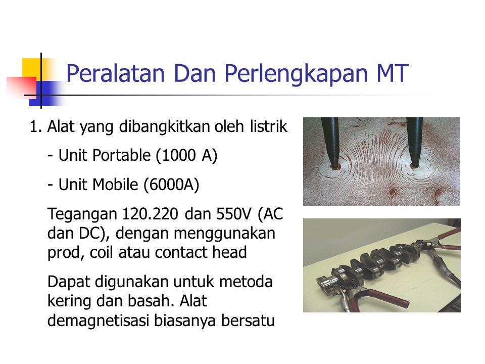 Peralatan Dan Perlengkapan MT