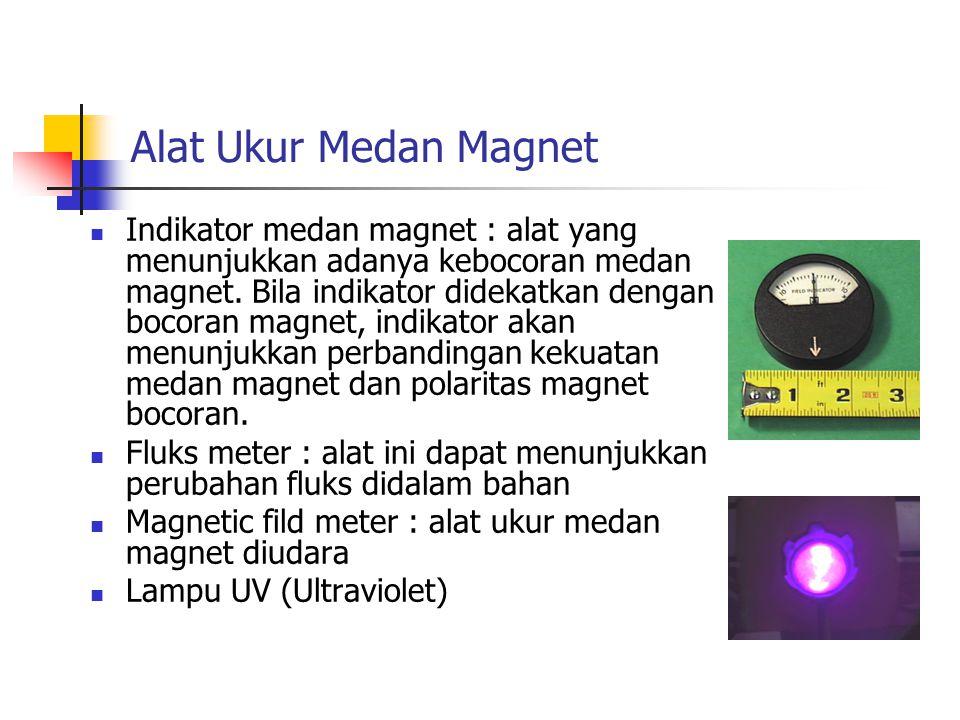 Alat Ukur Medan Magnet