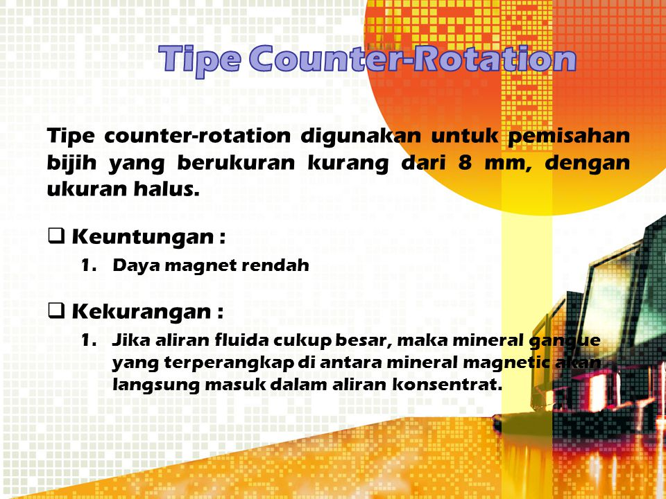 Tipe Counter-Rotation