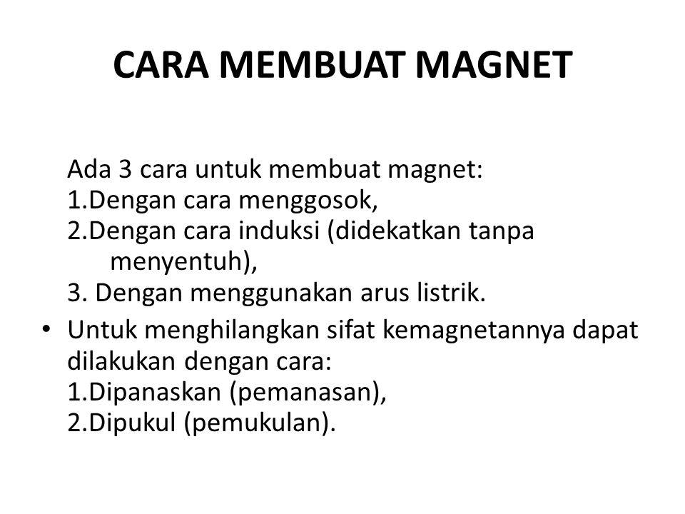 CARA MEMBUAT MAGNET
