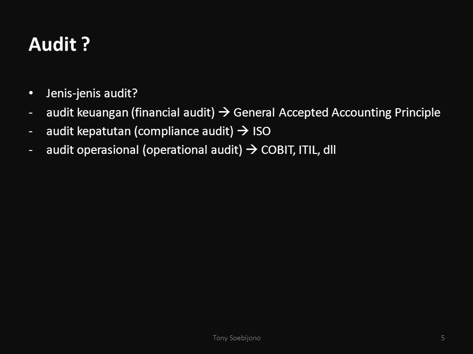 Audit Jenis-jenis audit