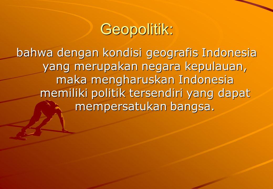 Geopolitik: