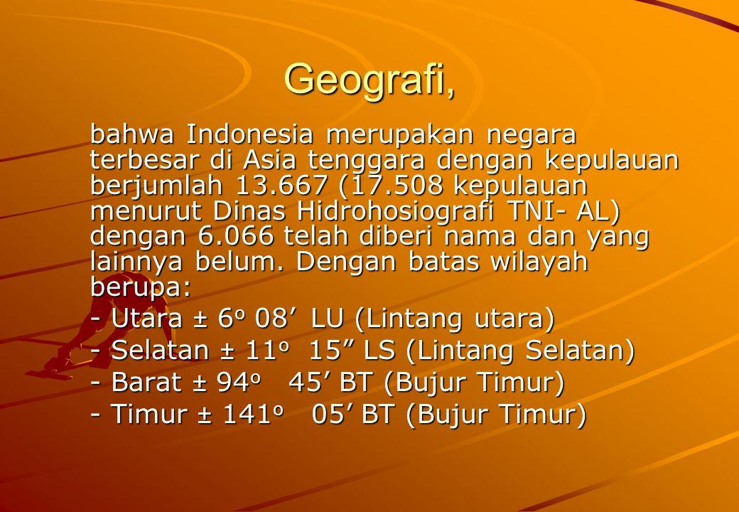Geografi,