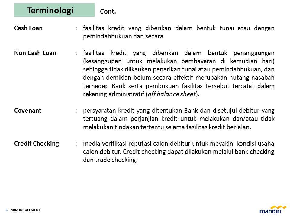 Terminologi Cont.