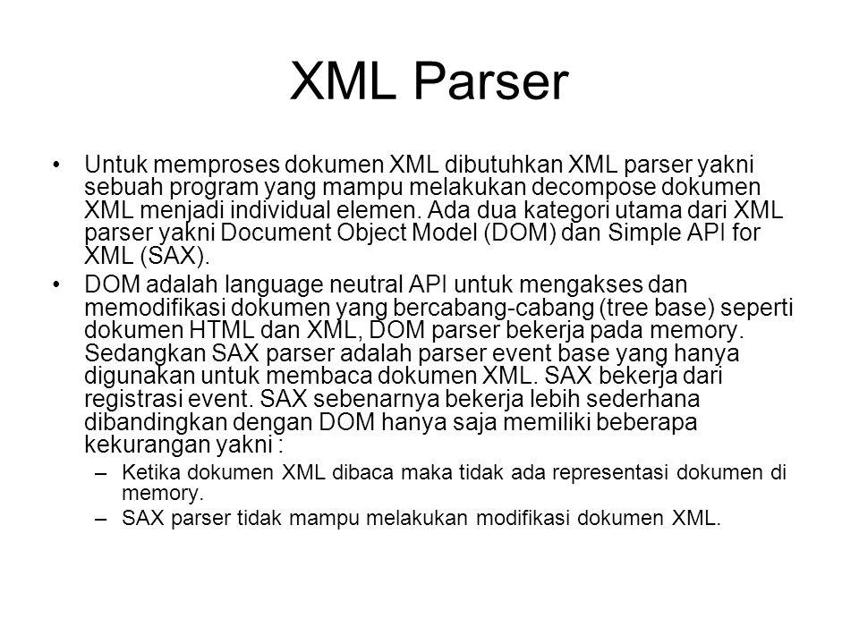 XML Parser