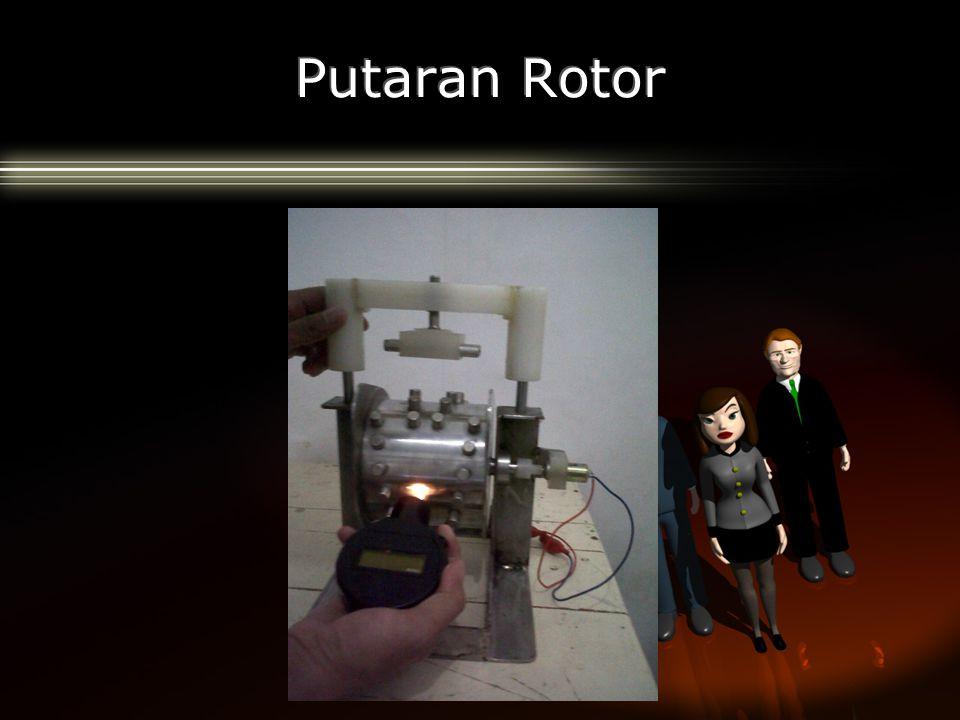 Putaran Rotor