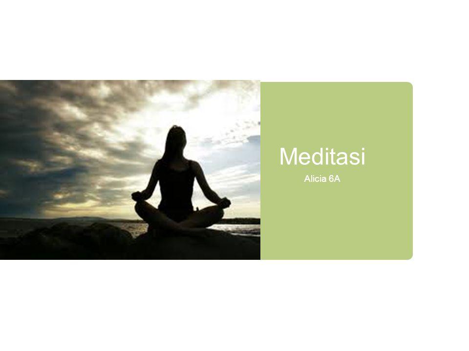 Meditasi Alicia 6A